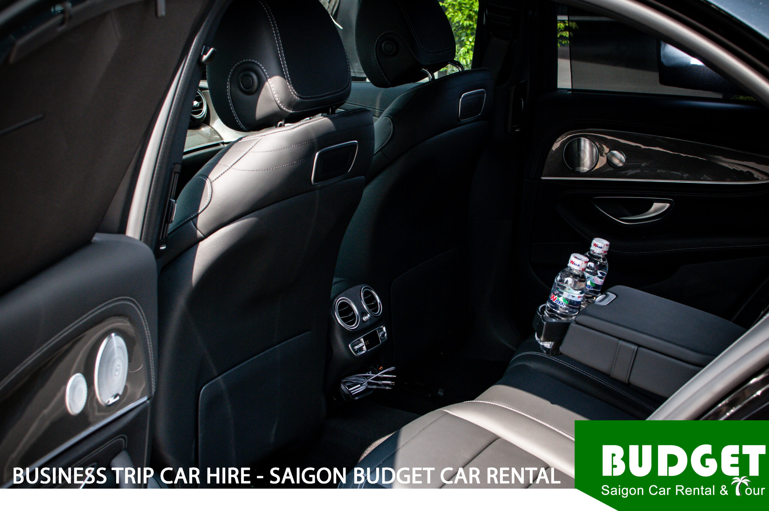 Business Trip Car Rental - Ho Chi Minh City